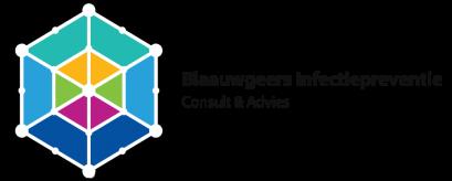 Blaauwgeers-Infectiepreventie logo